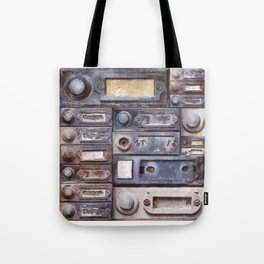 old doorbells Tote Bag