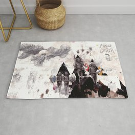Faces of Death Rug