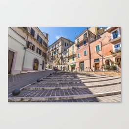 Between The Arches Canvas Print
