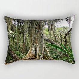 Spanish Moss Rectangular Pillow