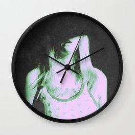 Aliena II Wall Clock