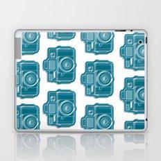 I Still Shoot Film Camera Logo Laptop & iPad Skin