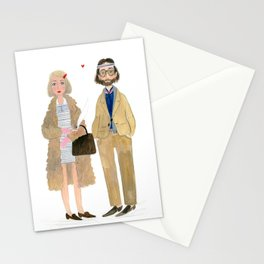 I think we're just gonna to have to be secretly in love Stationery Cards