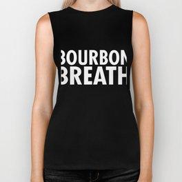 Bourbon Breath Biker Tank