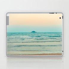 Alone in the Sea Laptop & iPad Skin