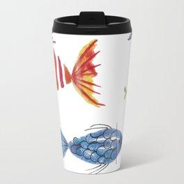 Fishies Travel Mug