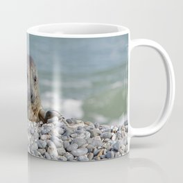 Gray seal - Kegelrobbe Coffee Mug