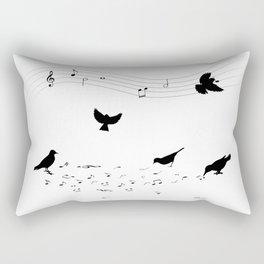song practice Rectangular Pillow