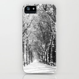 Light Shower iPhone Case