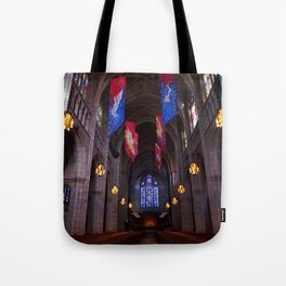 Princeton University Chapel Tote Bag