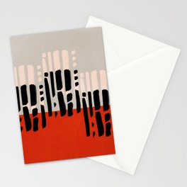 Modern minimal 01 Stationery Cards