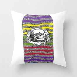 Ripper Throw Pillow