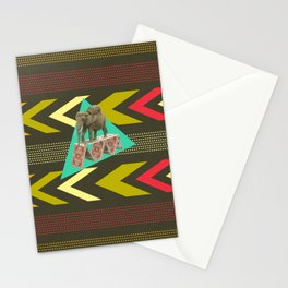 fragile but strong Stationery Cards