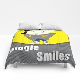Biggie Smiles Comforters