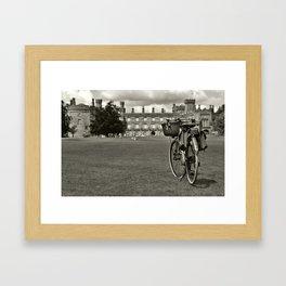 Nostalgic Kilkenny Castle Framed Art Print