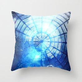 Skydome Throw Pillow