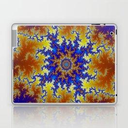 Fractal Checkerboard Laptop & iPad Skin