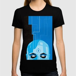Doctor Manhattan in Blue T-shirt