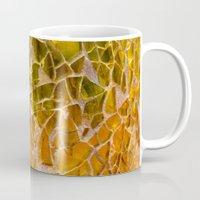glass Mugs featuring Glass by Veronika