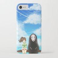 spirited away iPhone & iPod Cases featuring Spirited Away by Stellaris