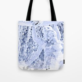 Neptune - Travel Malta Watercolor Series Tote Bag