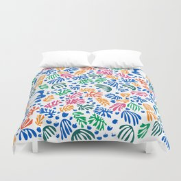 Matisse Colorful Pattern #1 Duvet Cover