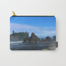 Morning At Ruby Beach Carry-All Pouch