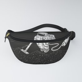 Space Cleaner Fanny Pack