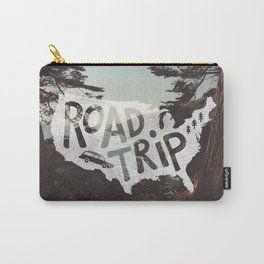 Road Trip USA - big sur Carry-All Pouch