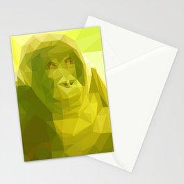 """Fragments """"Gorilla"""" Stationery Cards"""