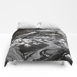 TIME TRAVEL Comforters