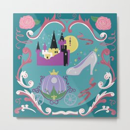 A Fairy Tale With A Happy Ending Metal Print