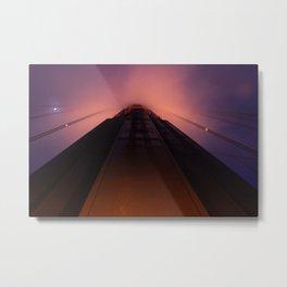 Golden Gate Bridge 6am Metal Print