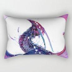 Galaxy Dragon Rectangular Pillow