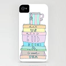 Good Books iPhone (4, 4s) Slim Case