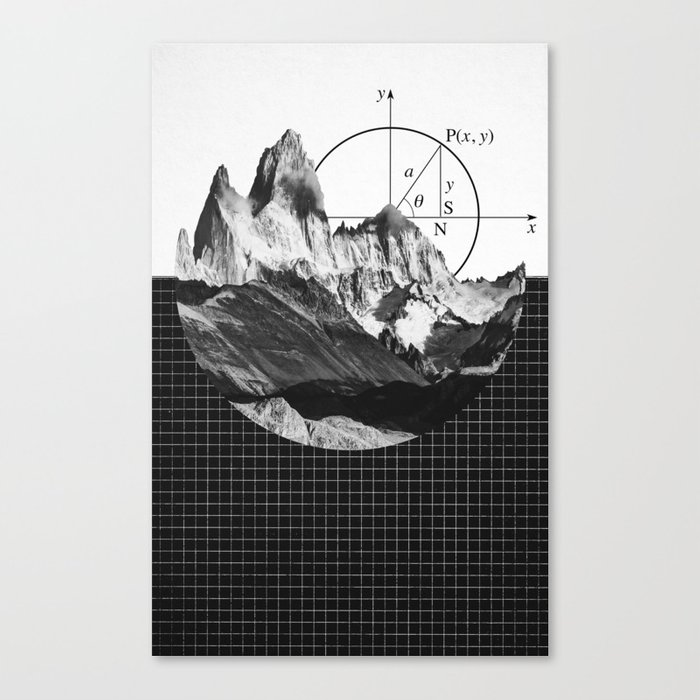 Apex Minima Canvas Print