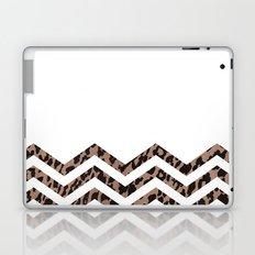 leopard chevron Laptop & iPad Skin