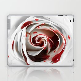 Bleeding Rose Macro Laptop & iPad Skin