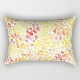 #58. UNTITLED (FALL) - Leaves Rectangular Pillow