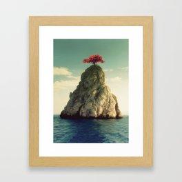 Kaió Framed Art Print