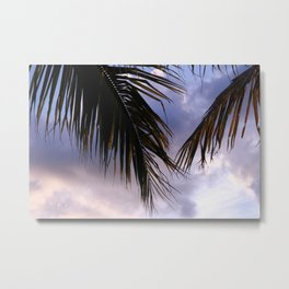 tropical.  Metal Print