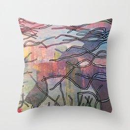 Design #1 Throw Pillow