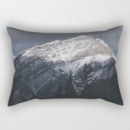 Banff, Alberta Rectangular Pillow