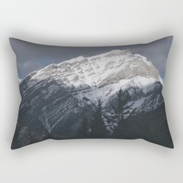 Banff, Alberta Rectangular Pillow