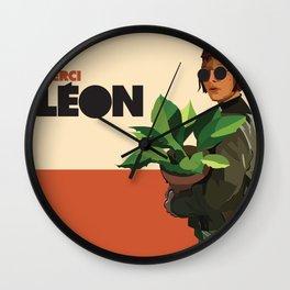 Mathilda, Leon the Professional Wall Clock