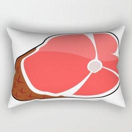 Juicy Ham Rectangular Pillow
