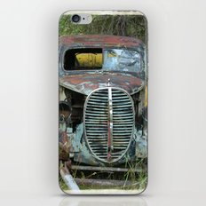 OldTruck iPhone & iPod Skin