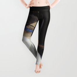Father and son Leggings