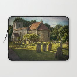 St Peter and St Paul Checkendon Laptop Sleeve
