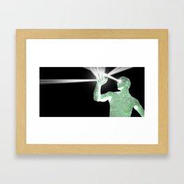 The Harbinger Framed Art Print